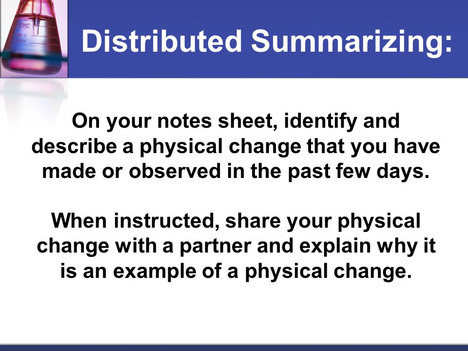 Distributed Summarizing: