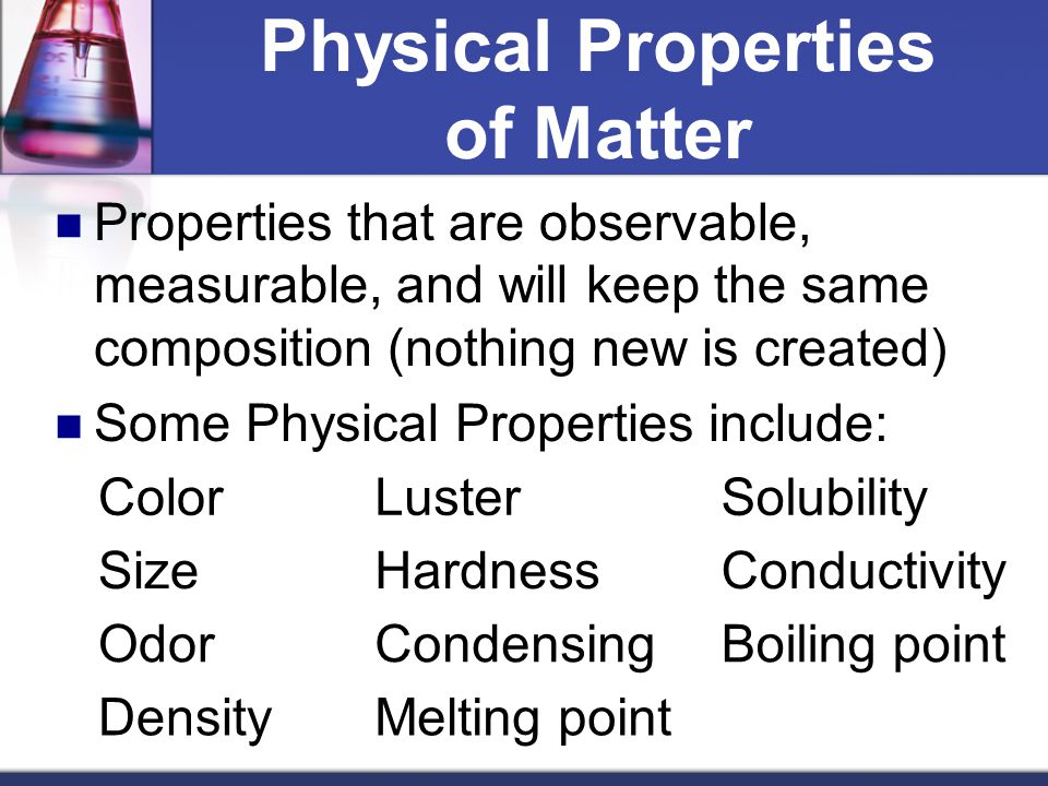 Is Hardness A Physical Property Of Matter