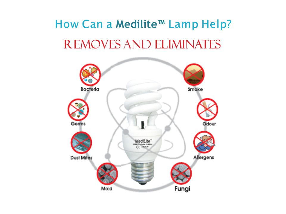 How Can a Medilite™ Lamp Help