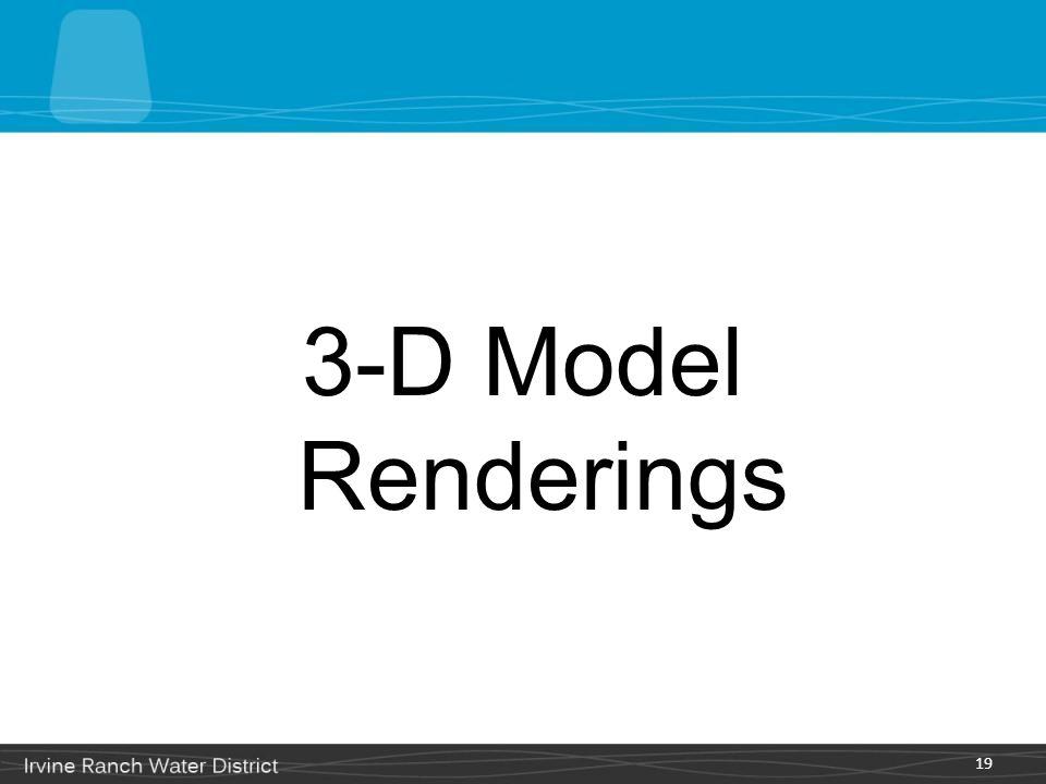 3-D Model Renderings