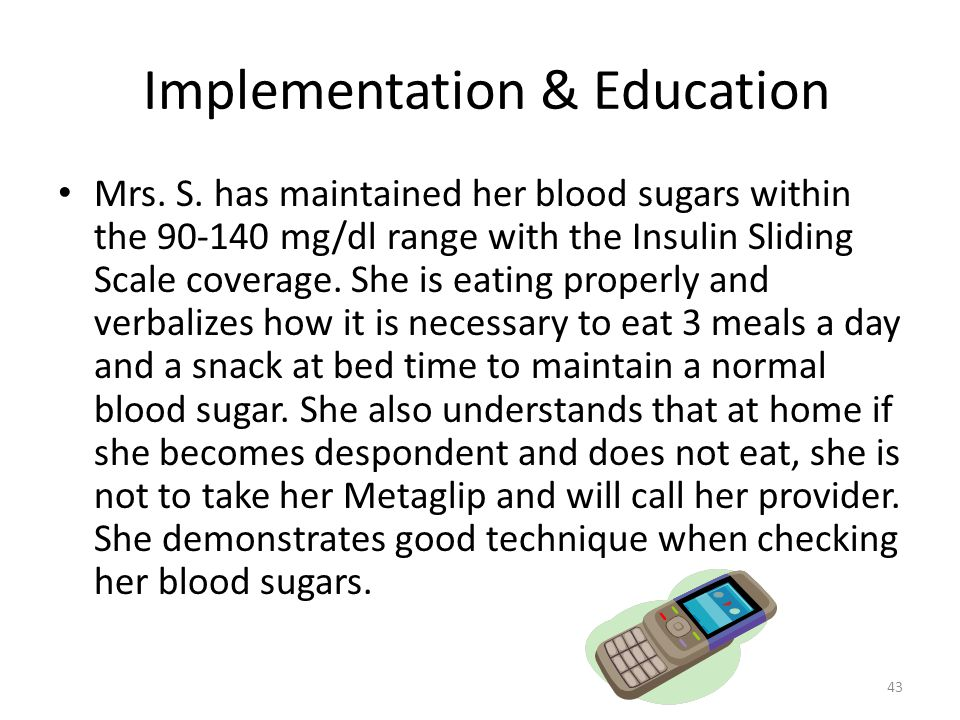 Implementation & Education