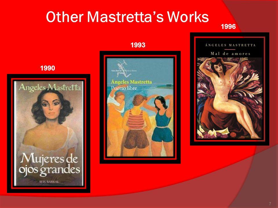 Other Mastretta's Works