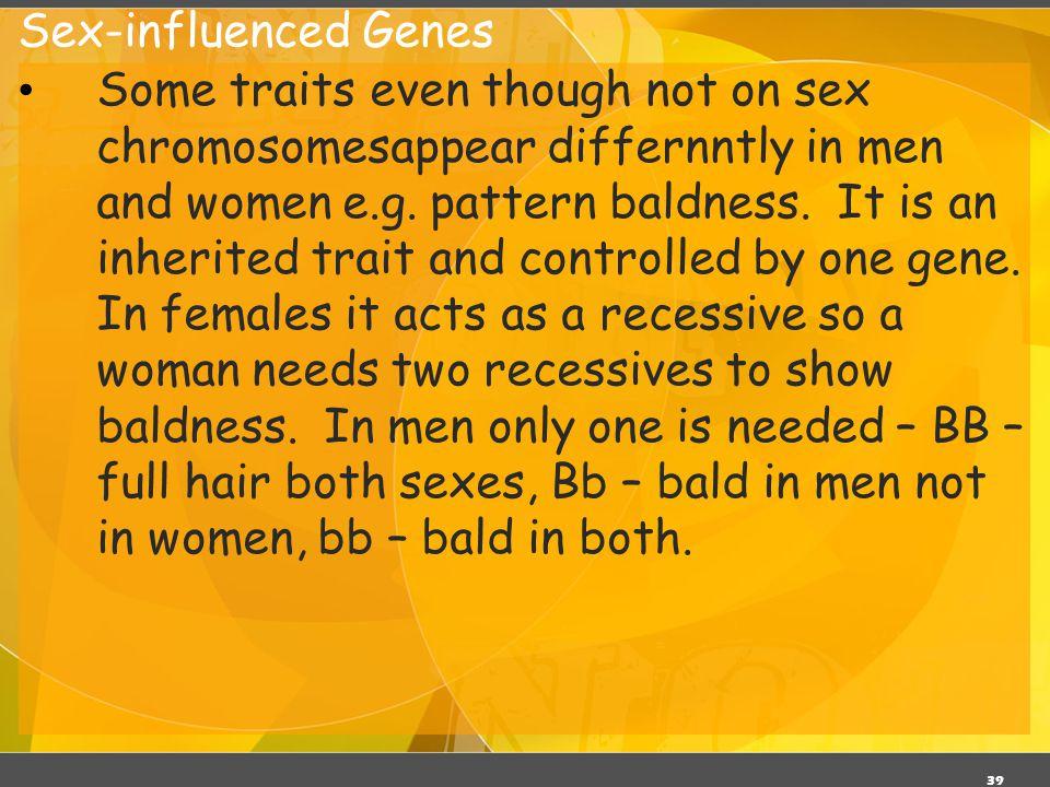 Sex-influenced Genes 03/06/11.