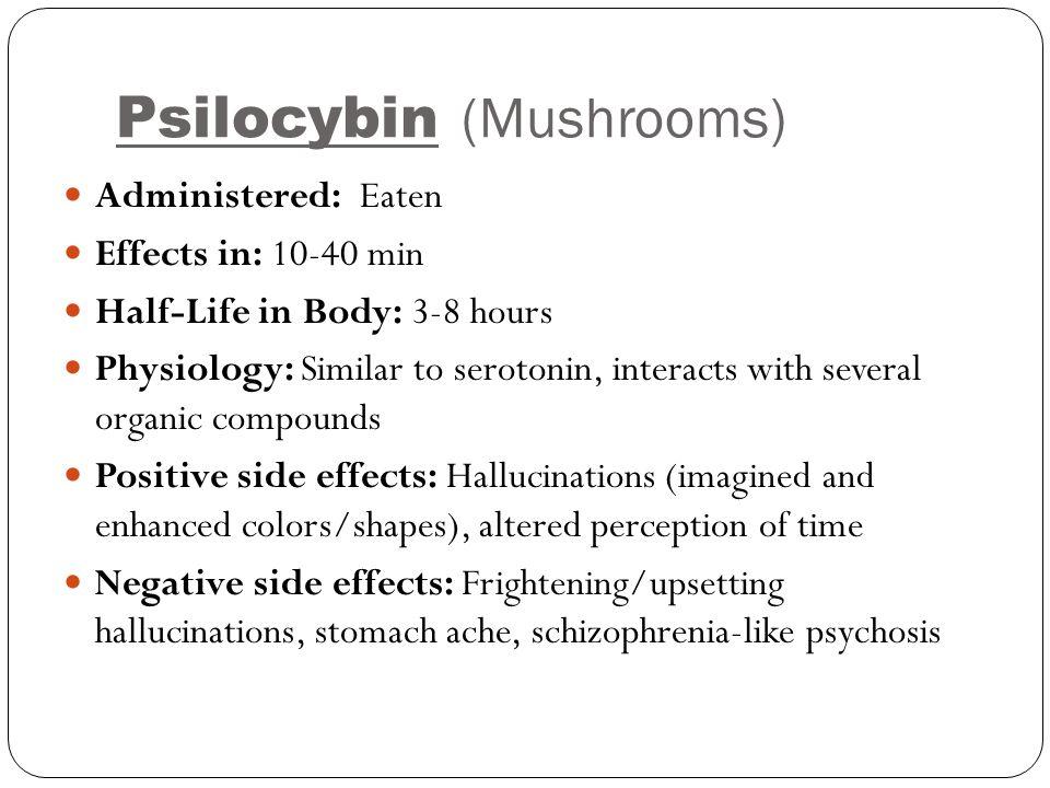 Psilocybin (Mushrooms)