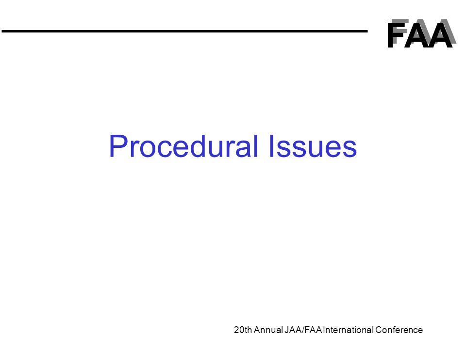 Procedural Issues Aircraft Security: Beyond the Flight Deck Door