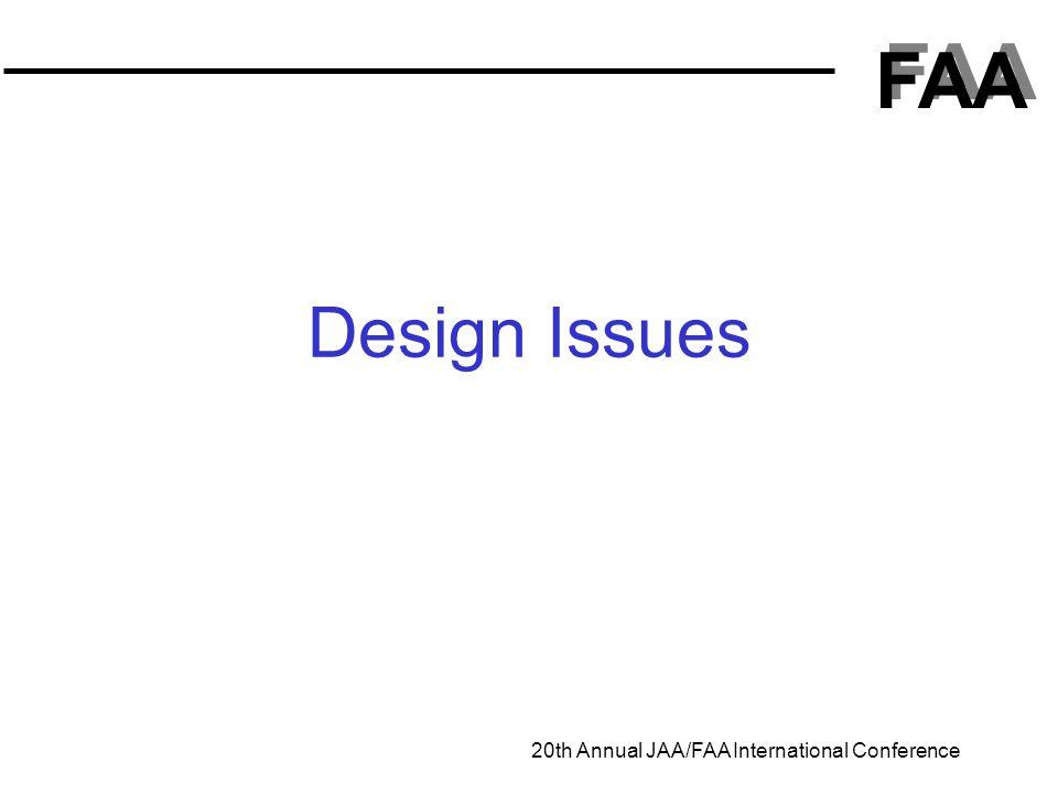Design Issues Aircraft Security: Beyond the Flight Deck Door