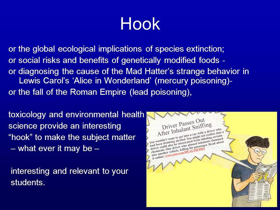 Hook or the global ecological implications of species extinction;