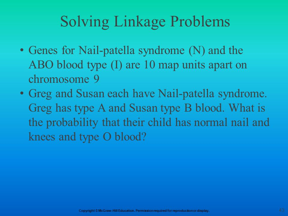Solving Linkage Problems