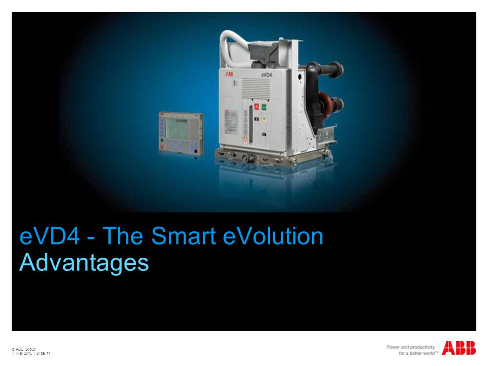 eVD4 - The Smart eVolution Advantages