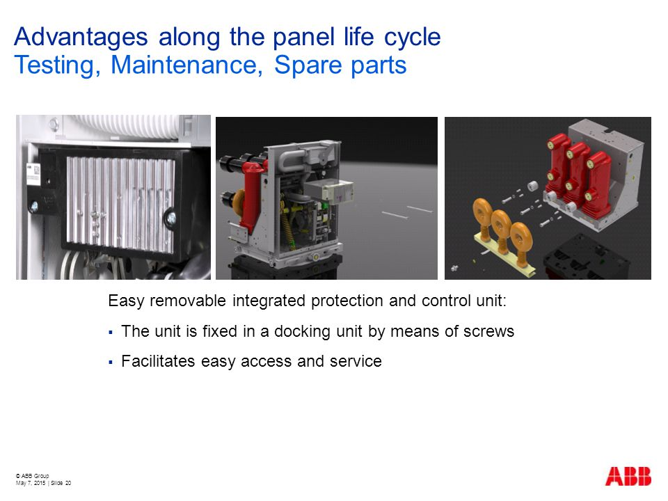 Advantages along the panel life cycle