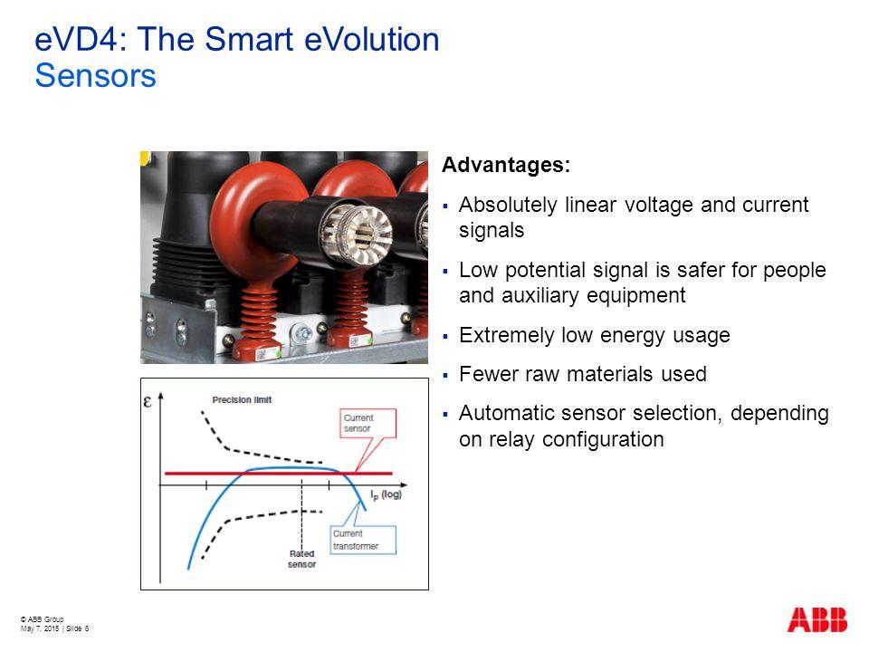 eVD4: The Smart eVolution Sensors