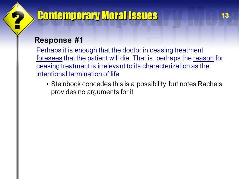 Response #1