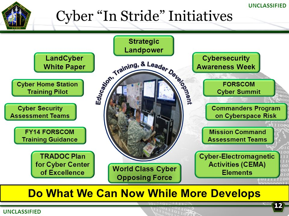 Cyber In Stride Initiatives