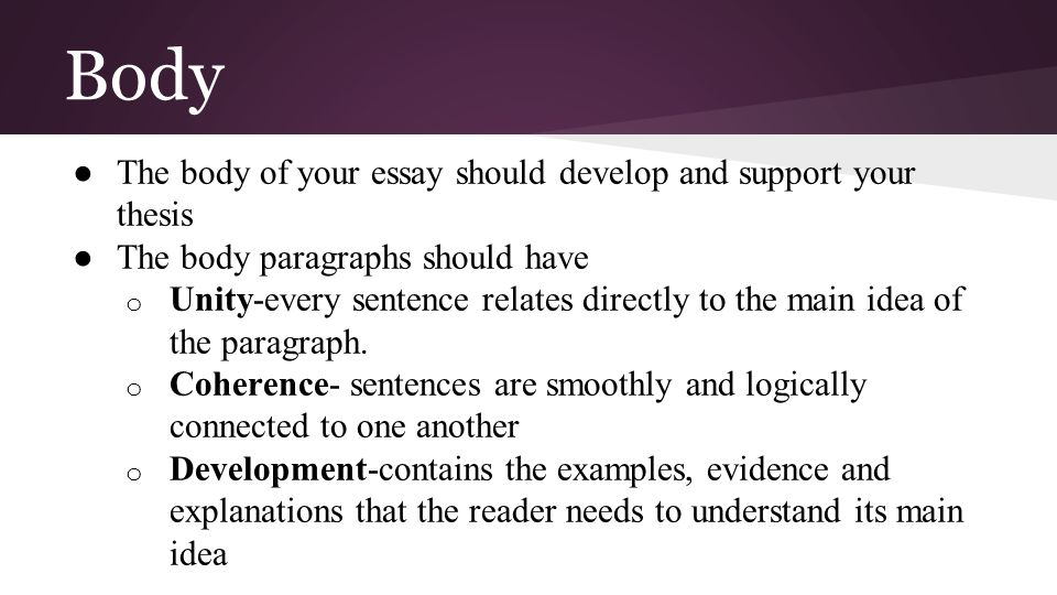 supporting thesis Types of evidence in persuasive/argument papers support your position or thesis with evidenceremember that your evidence must appeal to reason.