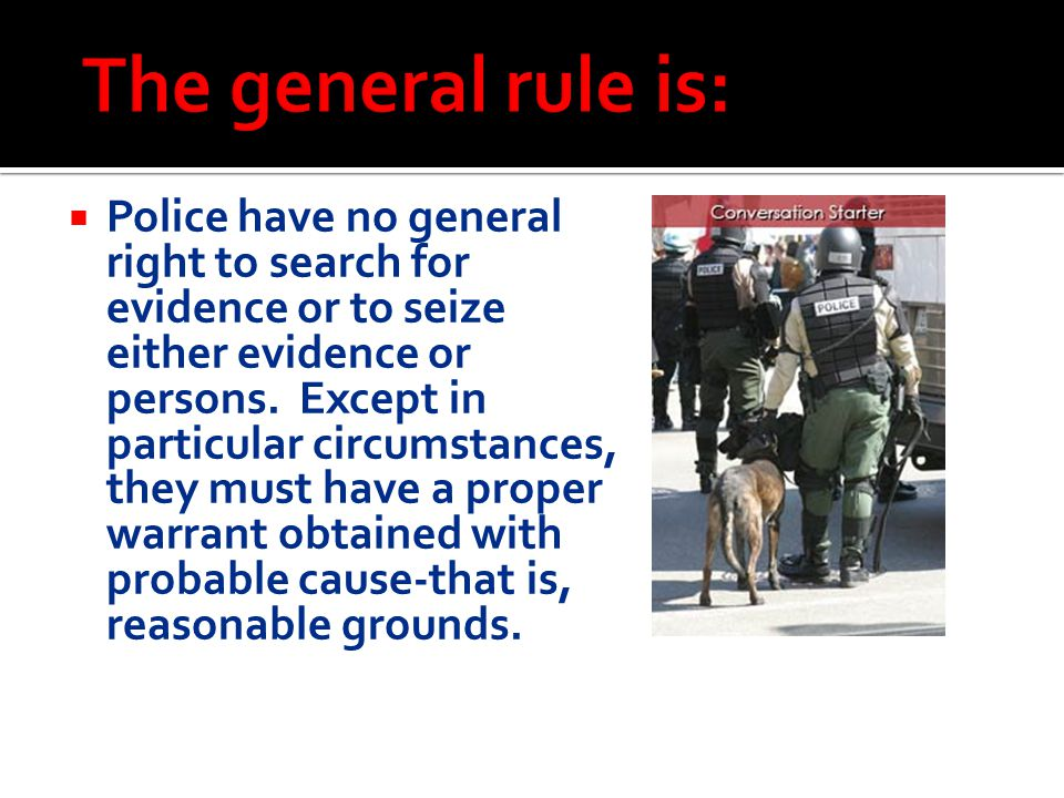 The general rule is: