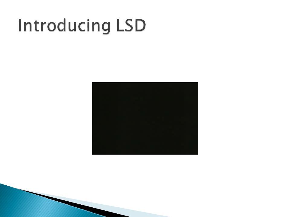 Introducing LSD