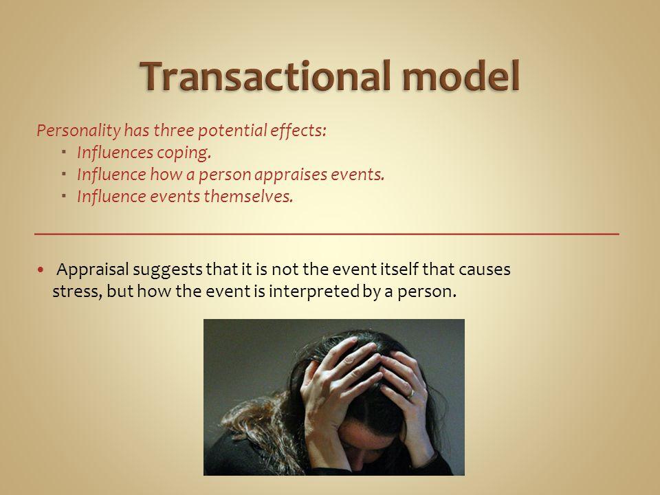 Transactional model __________________________________________________