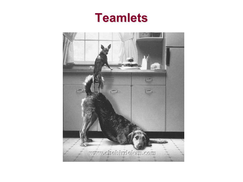 Teamlets