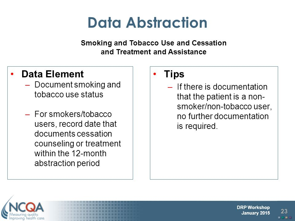 Smoking and Tobacco Use and Cessation and Treatment and Assistance