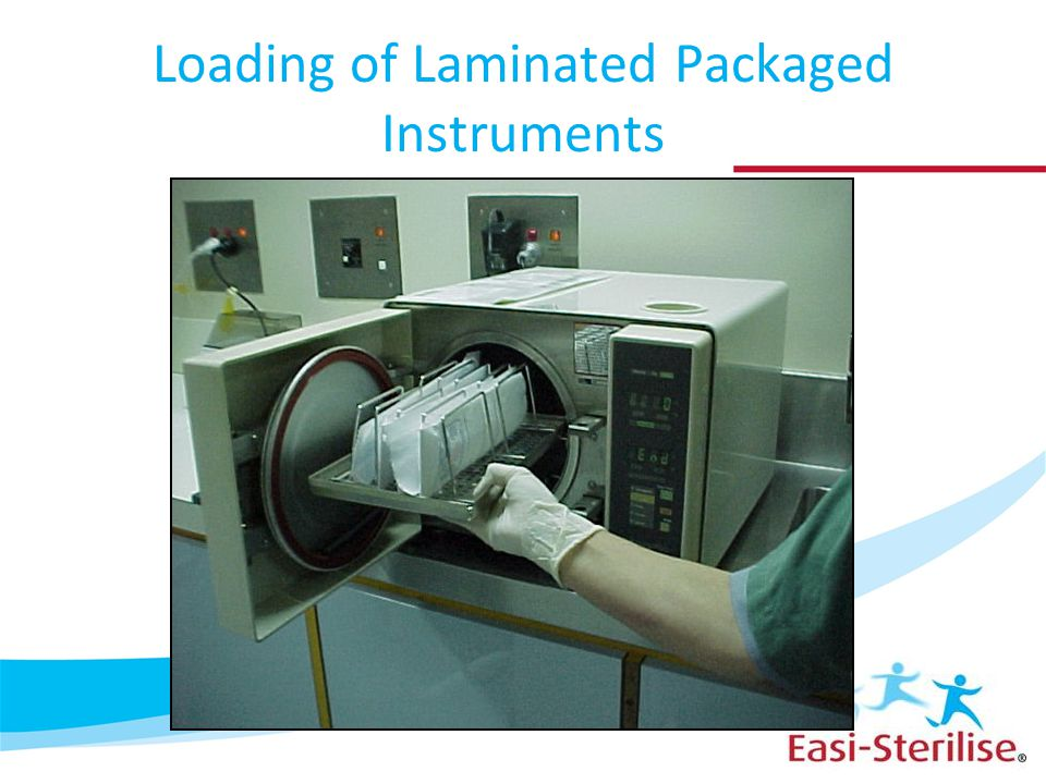 Loading of Laminated Packaged Instruments