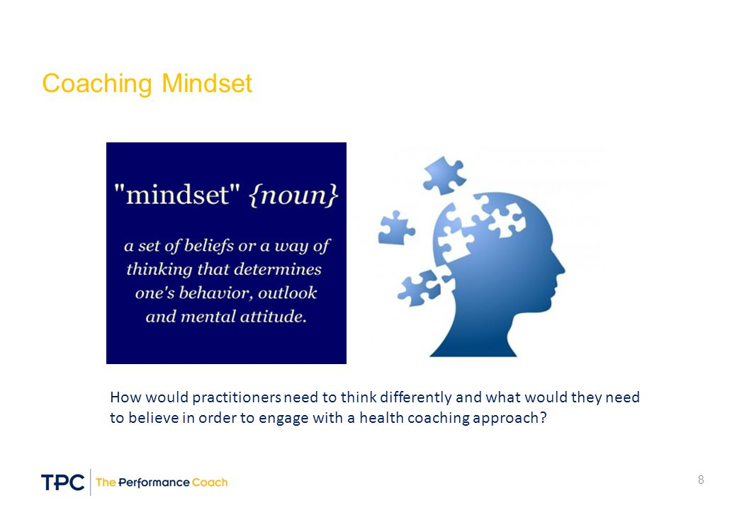 Coaching Mindset