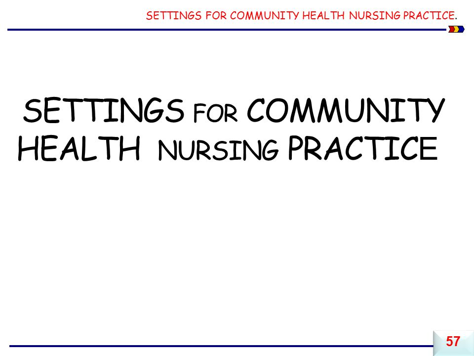HEALTH NURSING PRACTICE