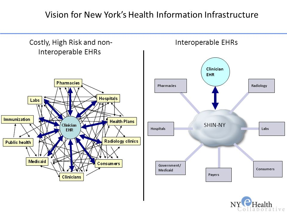 Vision for New York's Health Information Infrastructure