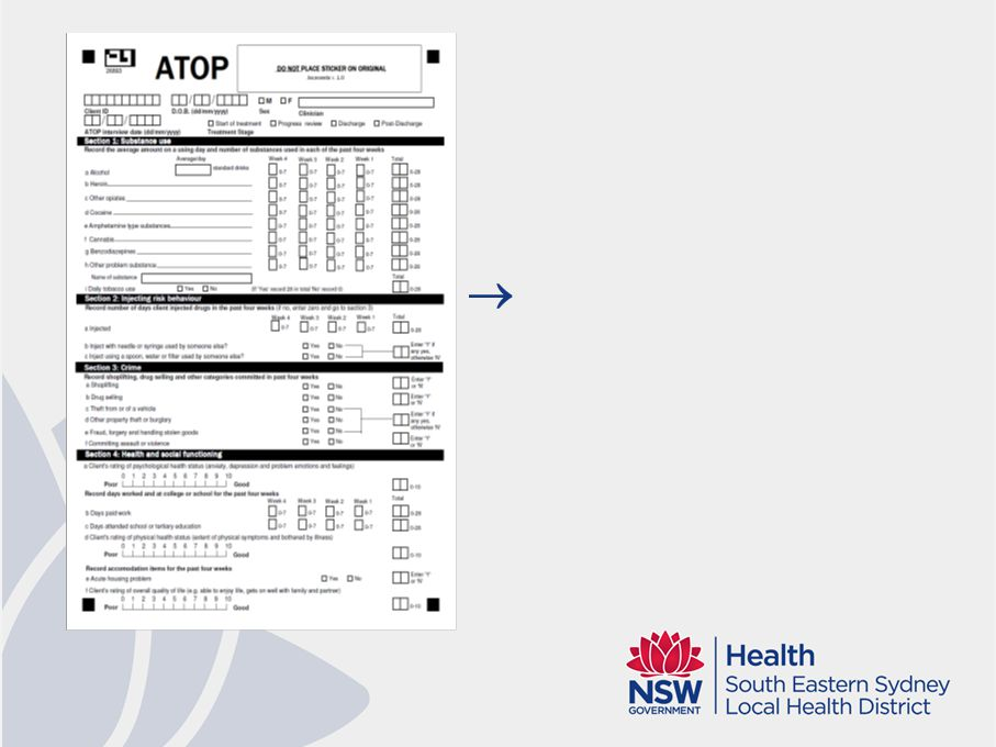 Stage 2 Pilot across NSW Services