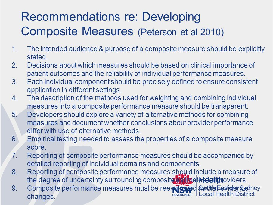Could the ATOP be used to develop a composite measure of D&A treatment outcome / success