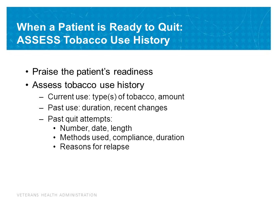 When a Patient is Ready to Quit: DISCUSS Key Issues and Barriers