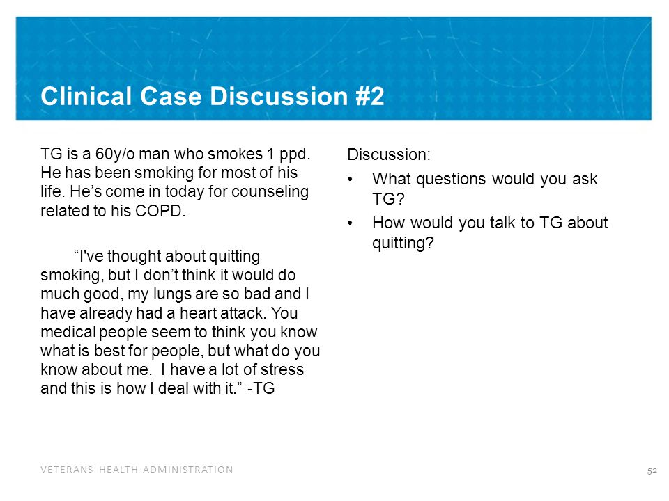 Clinical Case Discussion #3