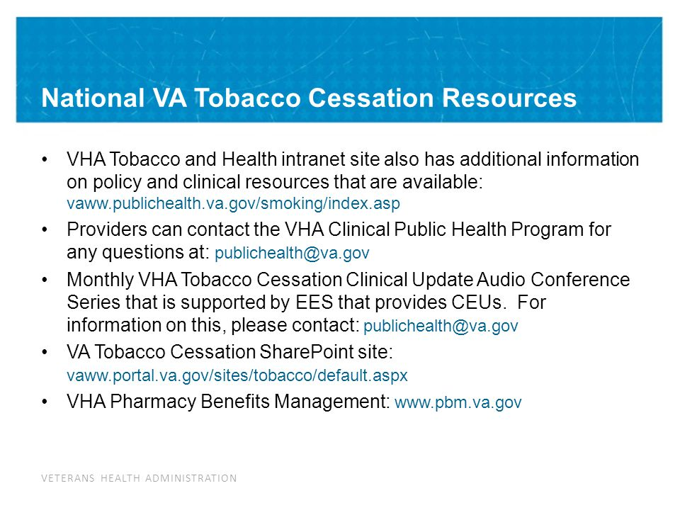 Useful Links for VA Information