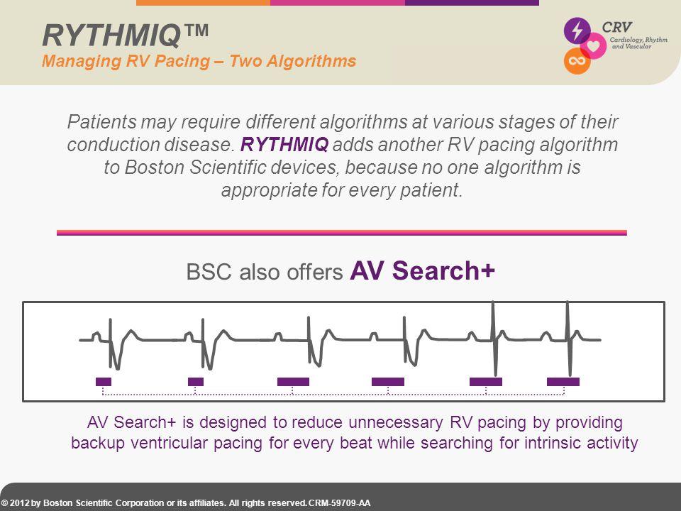 BSC also offers AV Search+