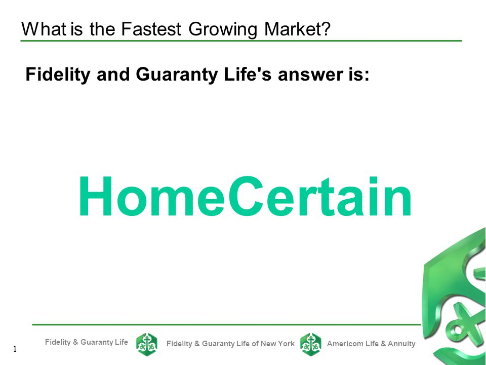 What is the Fastest Growing Market