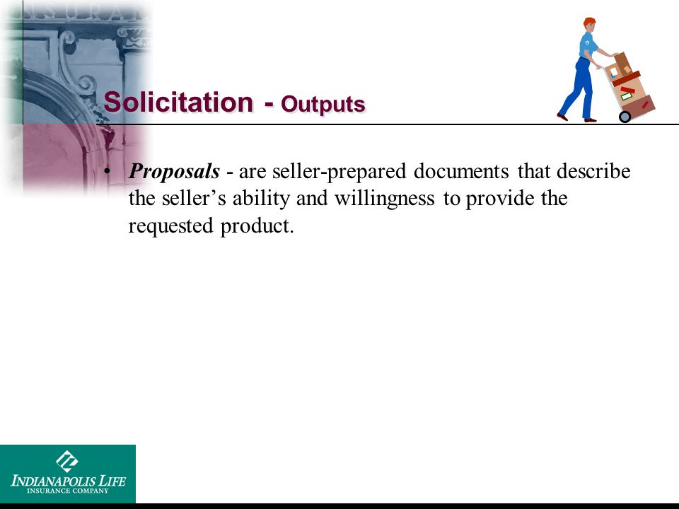 Solicitation - Outputs