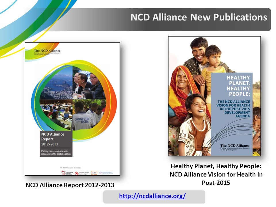 NCD Alliance New Publications
