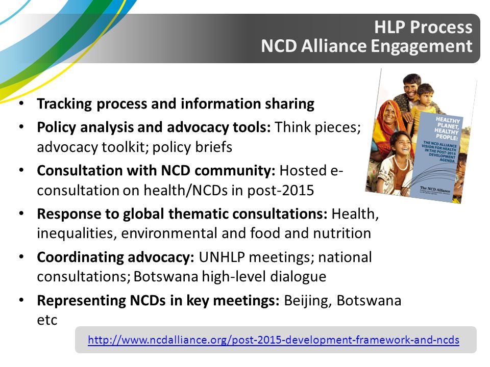 NCD Alliance Engagement