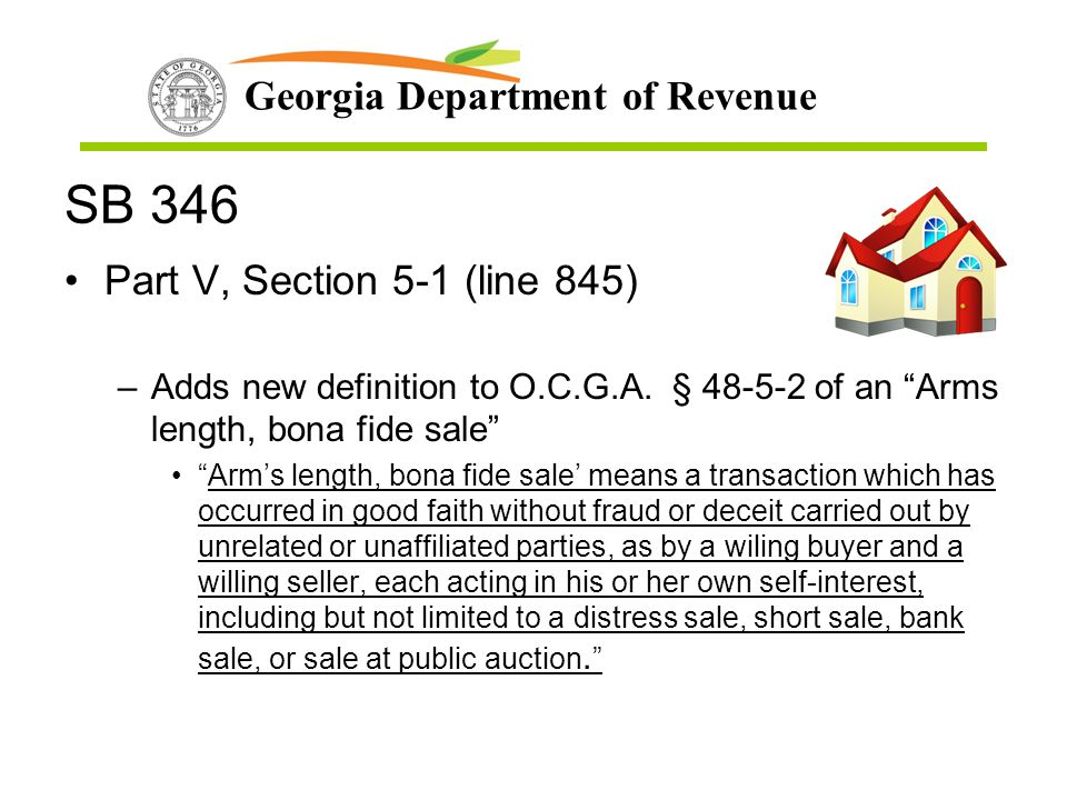 SB 346 Part V, Section 5-1 (line 845)