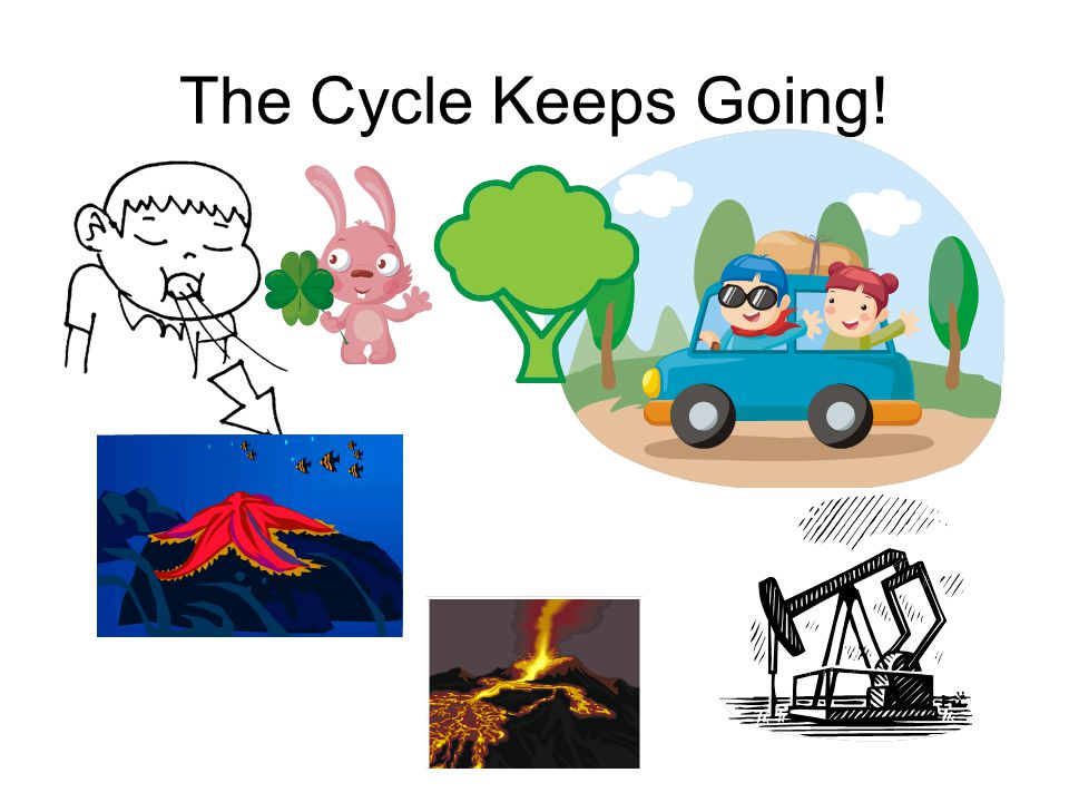 The Cycle Keeps Going!