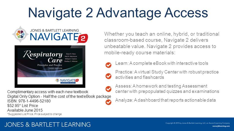 Navigate 2 Advantage Access