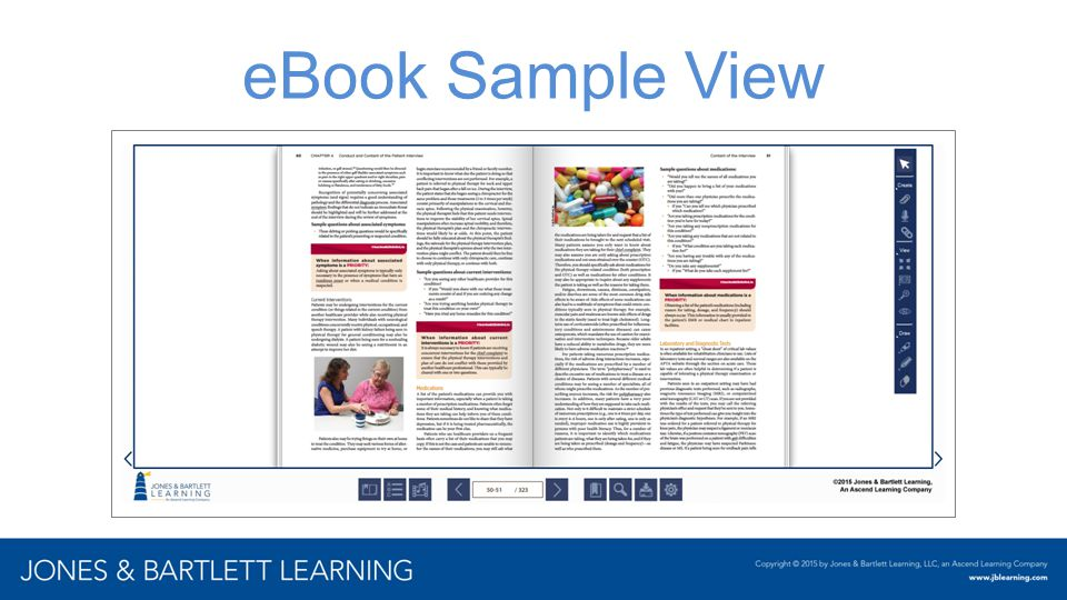 eBook Sample View