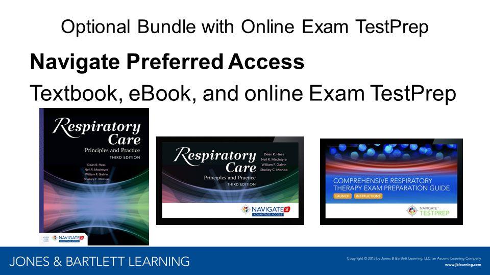 Optional Bundle with Online Exam TestPrep