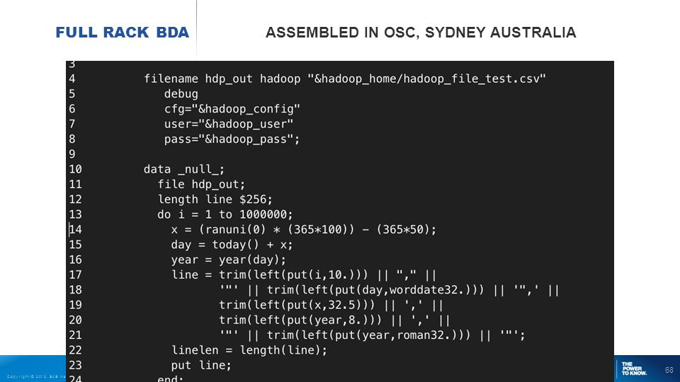 Assembled in OSC, SYDNEY AUSTRALIA