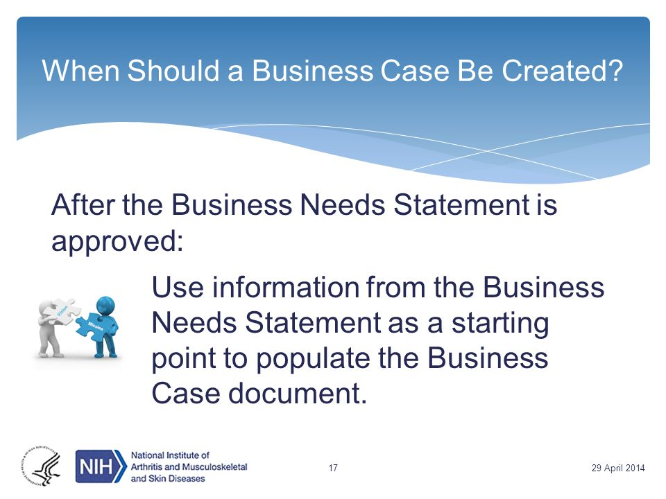 When Should a Business Case Be Created