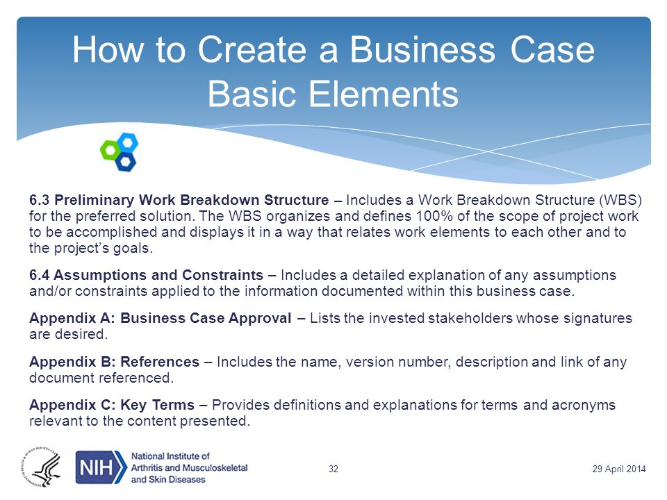 Strategies and considerations for building a business case ppt how to create a business case basic elements pronofoot35fo Images