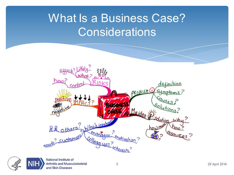 What Is a Business Case Considerations