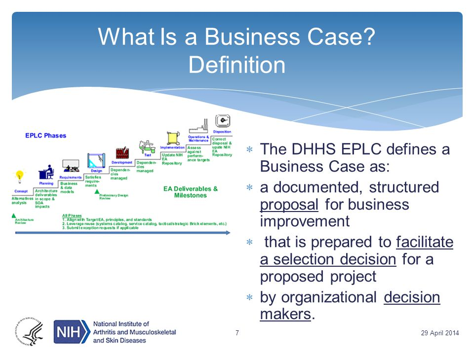 What Is a Business Case Definition