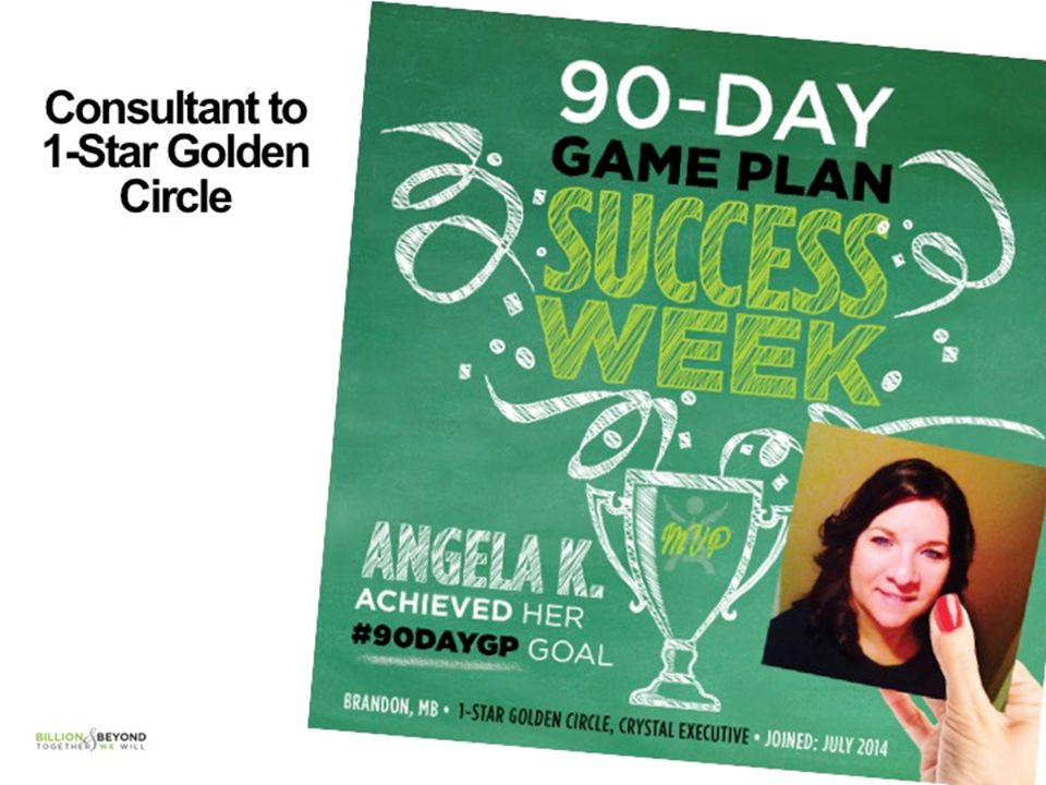Angela joined for the products and lost more than 60 lbs