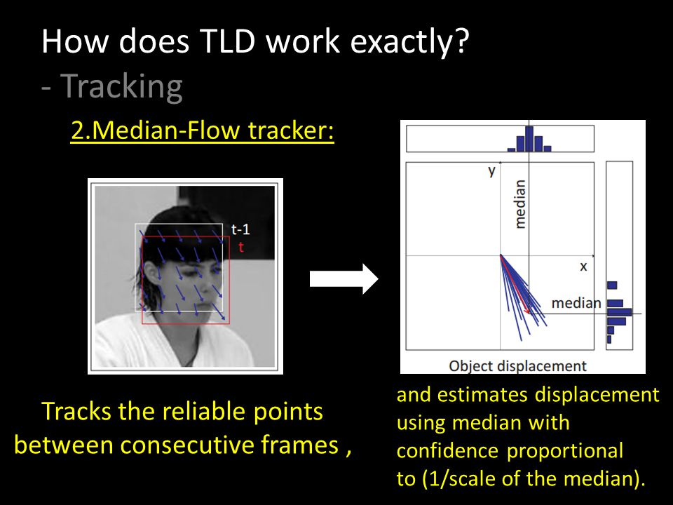 How does TLD work exactly - Tracking