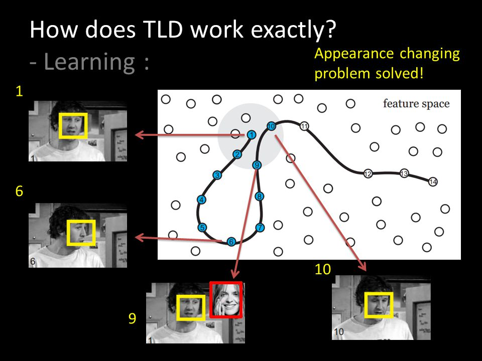 How does TLD work exactly - Learning :